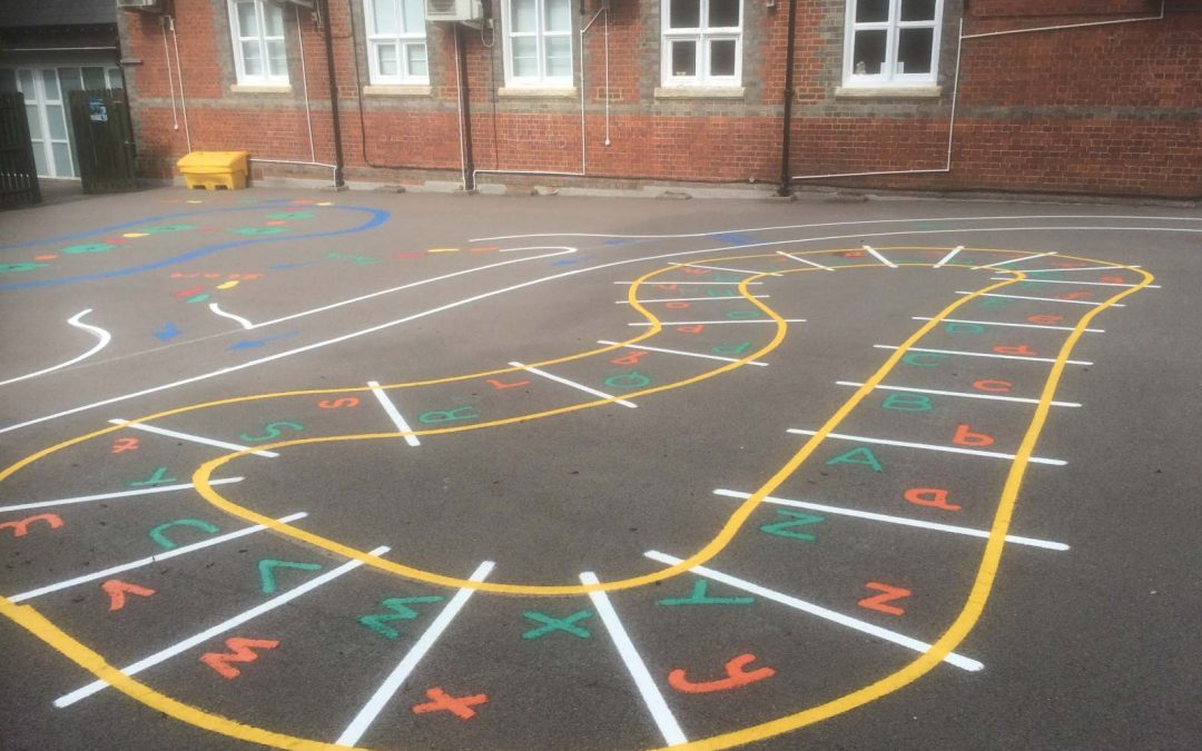 How are Playground Markings of Vital Importance?